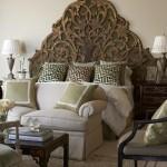 thai antique bedroom