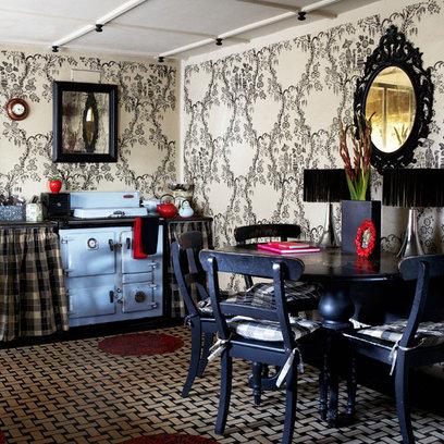 Amazing boho chic kitchens panda 39 s house - Bohemian interior design ideas ...