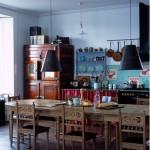Amazing Boho Chic Kitchens