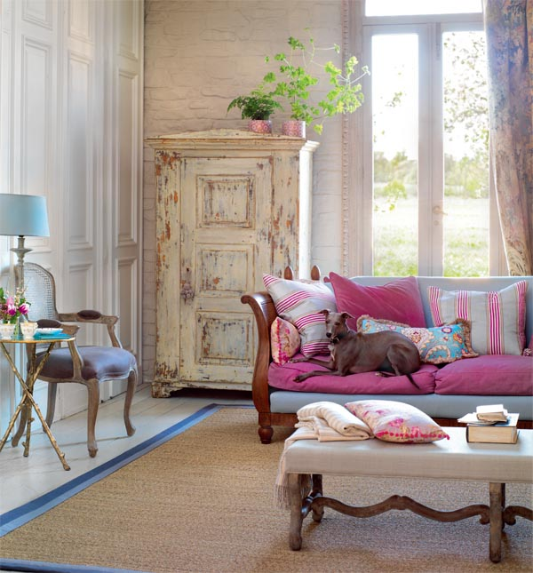 French Living Interiors Panda 39 S House