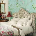 romantic french antique bed