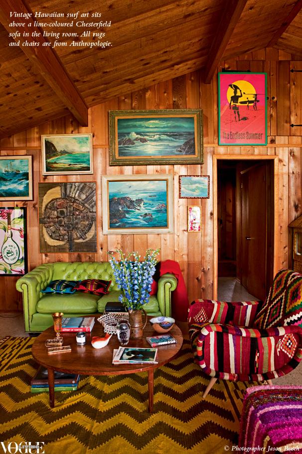 Boho Vintage Interiors Pandas House
