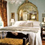 vintage bedroom interior design