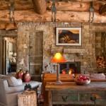 Rustic and Cosy Cabin Decor
