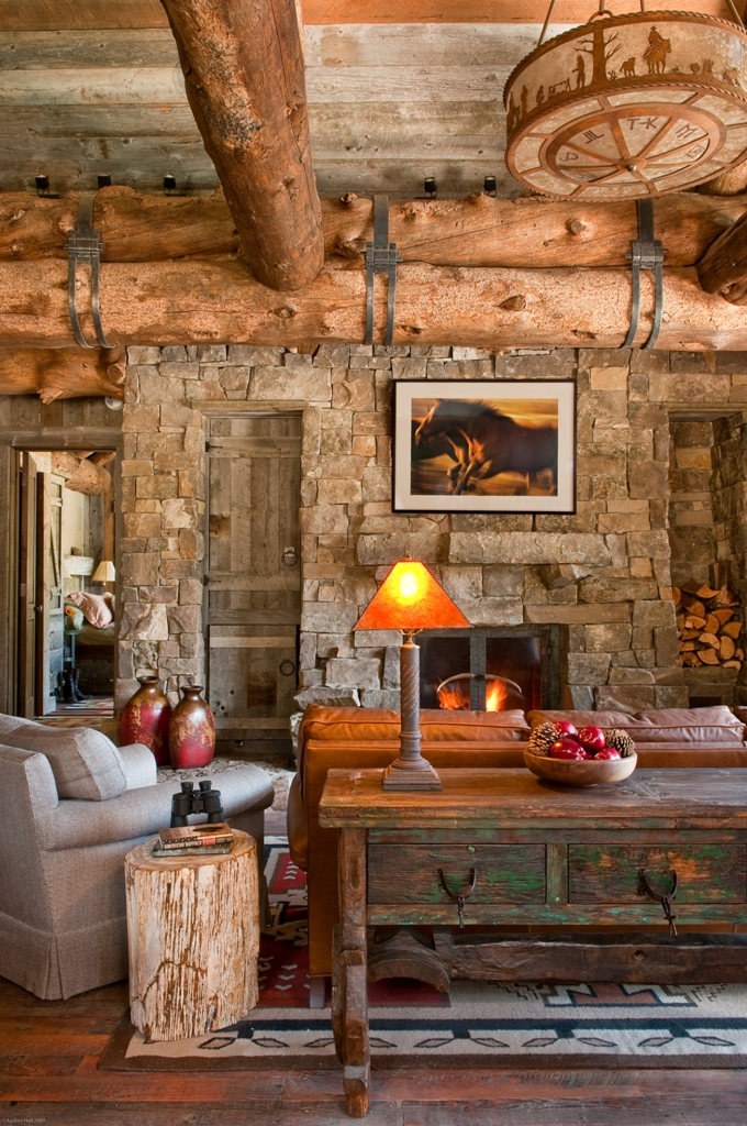 rustic and cosy cabin decor panda 39 s house