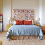 eclectic bohemian bedroom design