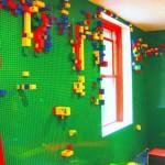 lego wall interior