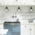 urban and modern kitchen in white
