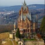 Dragon Castle, Schloss Drachenburg, Germany 1