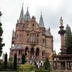 Dragon Castle, Schloss Drachenburg, Germany 2