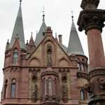 Dragon Castle, Schloss Drachenburg, Germany 4