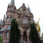 Dragon Castle, Schloss Drachenburg, Germany 5