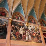 Dragon Castle, Schloss Drachenburg, Germany interior 6