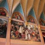 Dragon Castle, Schloss Drachenburg, Germany interior 6