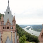 Dragon Castle, Schloss Drachenburg, Germany rhine view 2