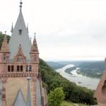 Dragon Castle, Schloss Drachenburg, Germany rhine view 2