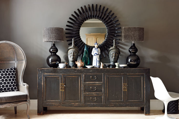afro chic home panda 39 s house. Black Bedroom Furniture Sets. Home Design Ideas