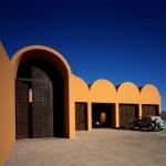 Casa Petaluma designed by architects Legorreta + Legorreta