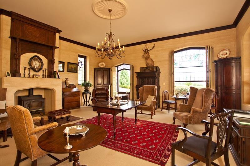 french country home in sydney 6 living room a