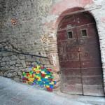 wall of lego
