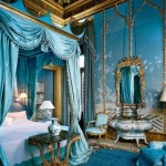 Dodie Rosenkrans Venice Palace 12 turquoise bedroom