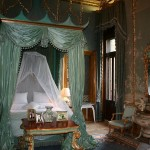 Dodie Rosenkrans Venice Palace 13 turquoise bedroom