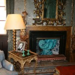 Dodie Rosenkrans Venice Palace 14 turquoise bedroom