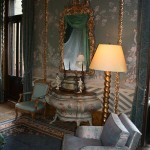 Dodie Rosenkrans Venice Palace 16 turquoise bedroom