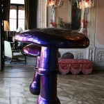 Dodie Rosenkrans Venice Palace 7 purple mushrooms