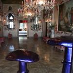 Dodie Rosenkrans Venice Palace 8 purple mushrooms