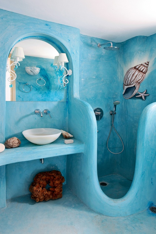 sea bathroom decor ideas source http www pandashouse com bathrooms