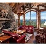 spring creek ranch home mansion 2 living room