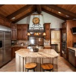 spring creek ranch home mansion 6 kitchen