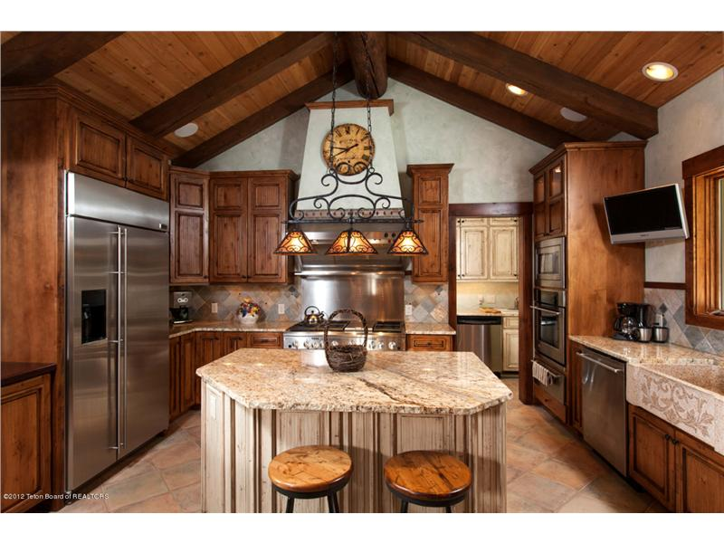 Spring Creek Ranch Home Mansion 6 Kitchen Panda 39 S House