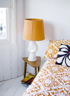 Bazaar Style Decorating with Market and Vintage Finds selina lake bedroom