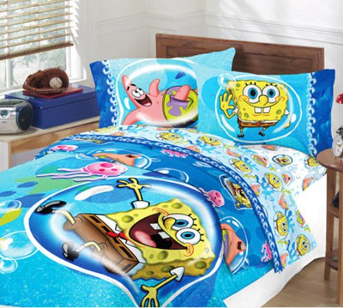 buy spongebob squarepants bedding
