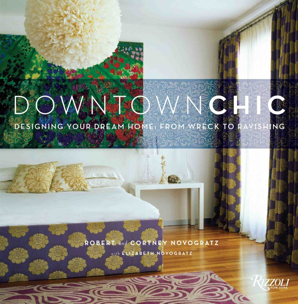 downtown chic interiors