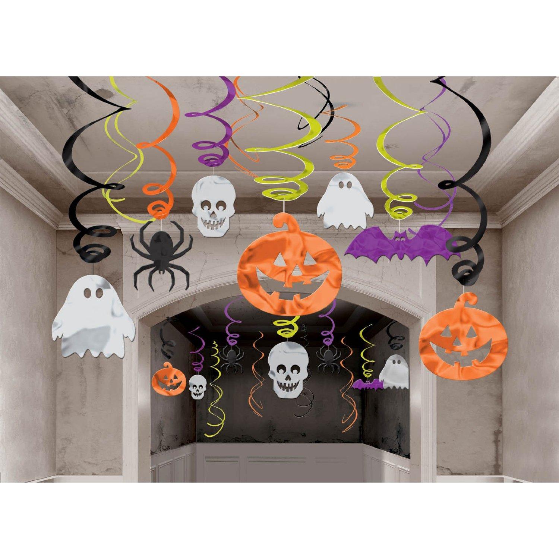 Украшения на Хэллоуин своими руками 51