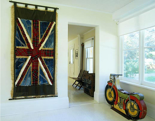 union jack interior design
