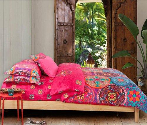 bedding bohemian