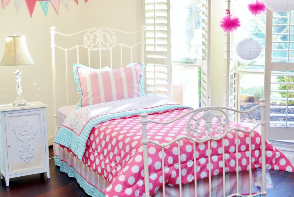 Pam Grace Creations Paris bedding
