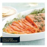 Cold-Cured Salmon Gravlax