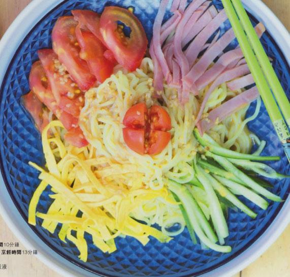 Cold Ramen Noodles Recipe