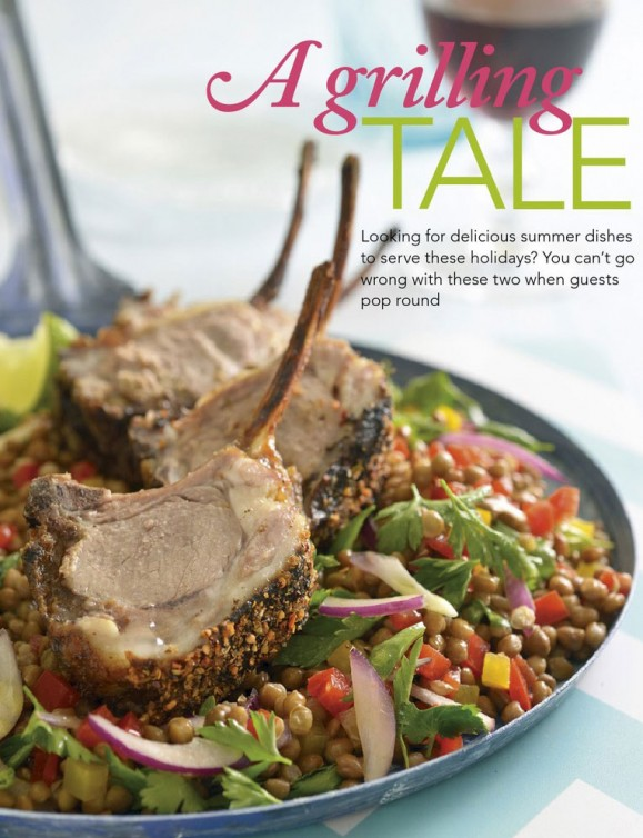 Indian-Spiced-Lamb-Cutlets-with-Lentil-&-Herb-Salad-recipe