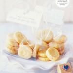 Orange-Sage Butter Cookies