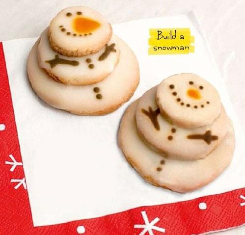 Sugar-Glazed-Snowman-Cookies