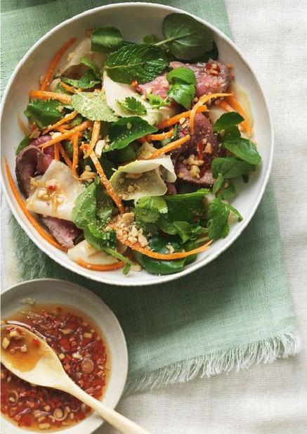 Vietnamese-Beef-Salad