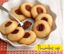thumbprint-cookies