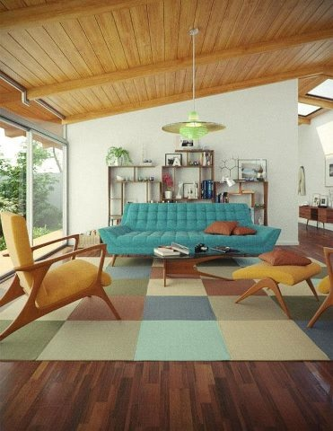 Living Room Decorating Ideas A Teal Chair Panda S House