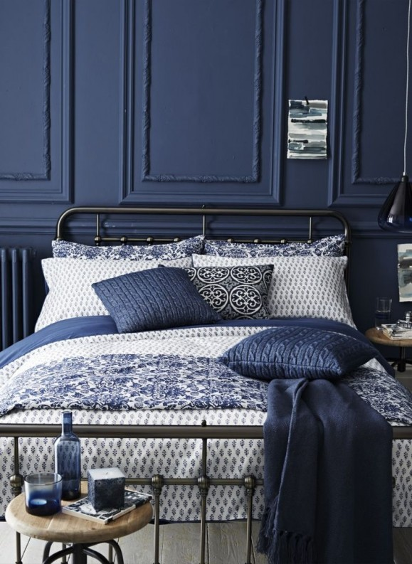 Indigo Home Accessories and bedroom